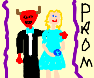 The Devil goes to Prom