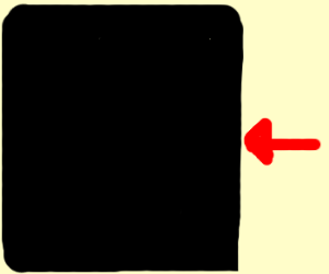 Is it a black square?
