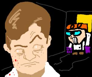 Dexter Morgan vs Dexter(Dexter's Lab)