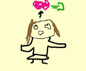 Ellen's giant brain levitates and farts
