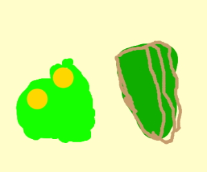 Green Ham and Eggs