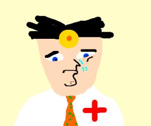 Depressed Doctor Haz a Depressed