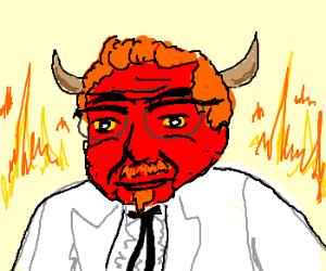 Col. Sanders is Satan