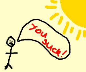 Sun, you suck.