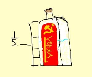 A Fifth Of Vodka