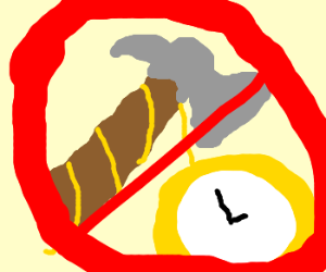 Stop, hammertime