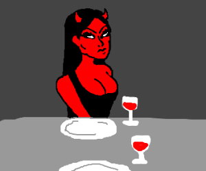 Dating the Devil's Daughter