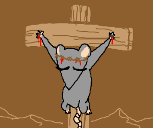 Image result for jesus mouse