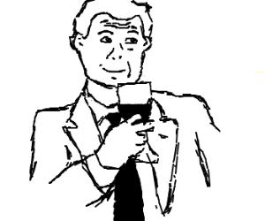 True Story Barney Stinson Style Drawing By Dj Oran