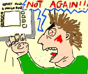 Fuck drawing cartoon characters