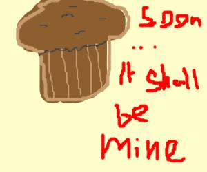 Muffins Take Over World