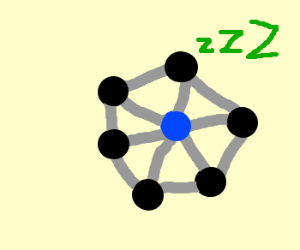 Snoozing Molecular Structure