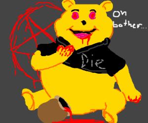 Pooh Bear is a Satanist