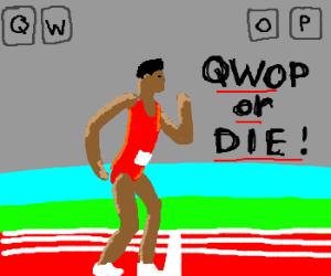 Hardcore QWOP