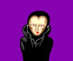 Hipster Dracula