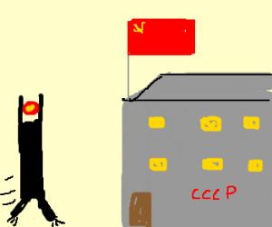 In Soviet Russia, mordor walks into you.