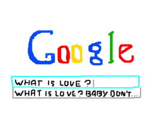 Computer googles meaning of love