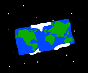 Rectangular Earth