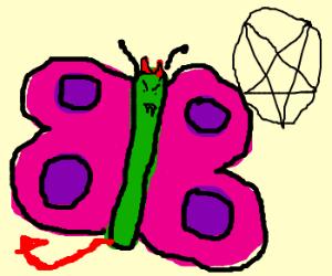 Evil Butterfly