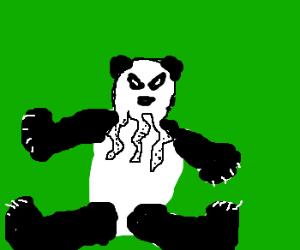 Panda Cthulhu
