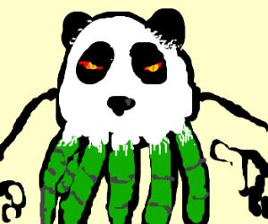 Cthulhu panda