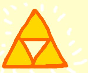 Triforce shines