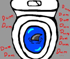 Toilet Sharks