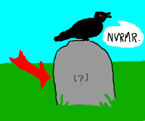 po tombstone