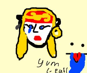 """Gypsy Tears tastes """"Yum Yum"""""""
