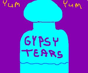 Yummy gypsie tears