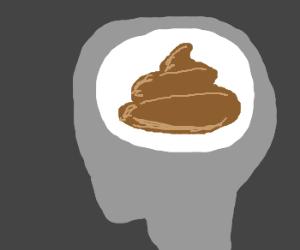 Poop for Brains