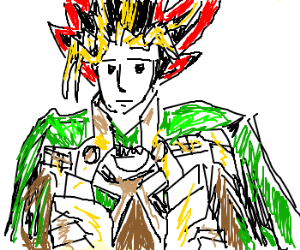 Yu Gi Oh Loki