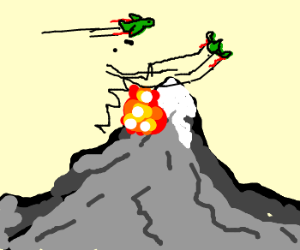 bombing mount everest