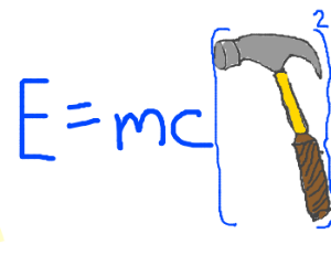 E=MCHammer²