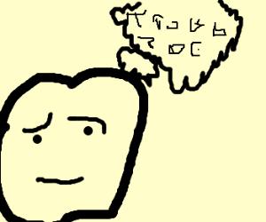 thinking in yiddish