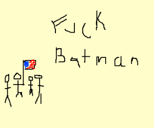Americans Against Batman