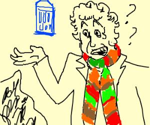 Doctor doesnt understandscribblesonpaper