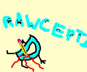 Drawception D dies!!!