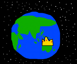 Australia is King of the World