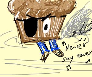 justin bieber killed by a pirate muffin