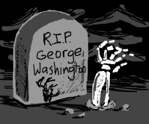 George Washington Zombie Rising