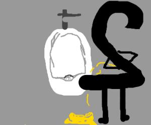 backwards 2 misses urinal