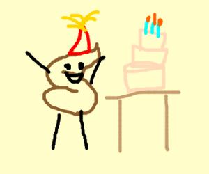 Party Pooper's Birthday