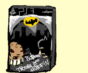top game ft trouble muffin and batman