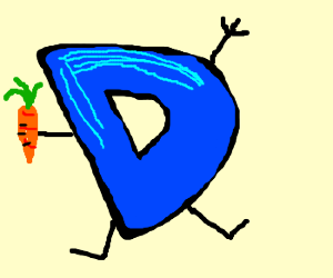 Drawception logo minus pencil