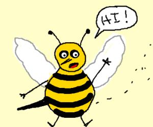 Hi, Buzz!