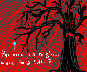 doomsday candy tree