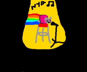 nyancat singing