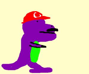 Barney = Mario