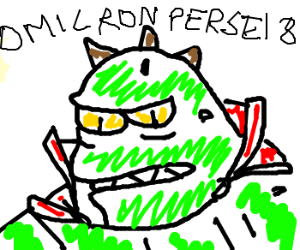 Ruler of Planet Omicron Persei 8!